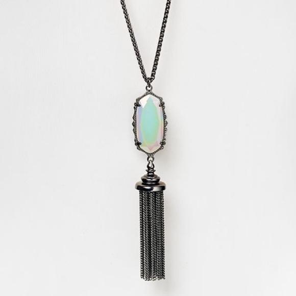 Kendra Scott Opalite Everly Necklace